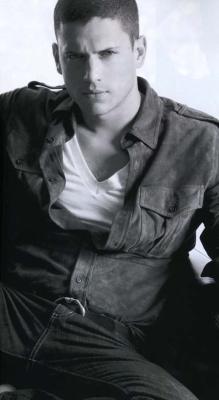 Prison Break-Star Wentworth Miller: Das ist sein Freund